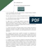 Instrução Normativa Do INSS 2015