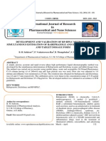 DEVELOPMENT AND VALIDATION OF RP-HPLC METHOD FOR SIMULTANEOUS ESTIMATION OF RABEPRAZOLE AND DICLOFENAC IN PURE AND TABLET DOSAGE FORM.pdf