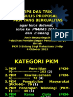 02 Strategi Lolos Review Proposal