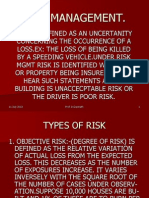 Risk Mgmt-mod 1