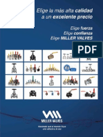 Catalogo Miller Valves
