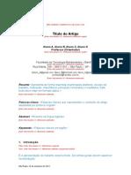 Modelo Artigo v3