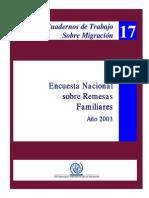 Censo Remesas Guatemala