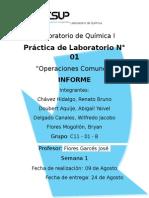i Informe de Quimica