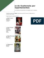 Idiomas de Los Departamentos de Guatemala Con Imagen (Reparado)