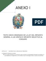 Anexo - Tuo Igv