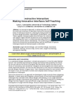 Interfaces Self Teaching