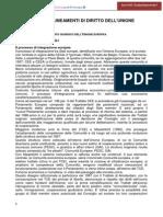 Adam Tizzano-Lineamenti Di Diritto Dell Unione Europea