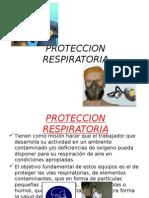 PROTECCION RESPIRATORIA