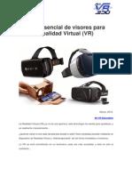 Guia Esencial Visores VR