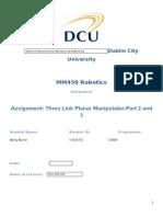 MM459 Assignment