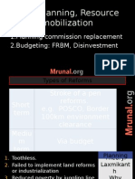 GS3 1 Planninng & Subsidies