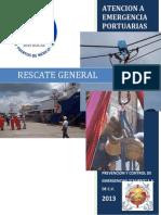 Manual Rescate General CALIPSO 2013