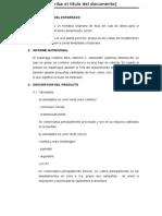 Proceso de Exportacion Del Esparrago