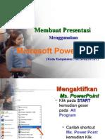 Modul 6 Software Presentasi Powerpoint
