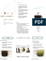 coffee vs tea publication