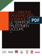 Rapport - Les liaisons dangereuses d Orange dans le TPO