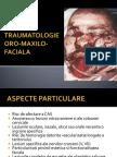 Traumatologie Oro Maxilo Faciala