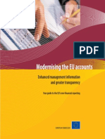 Modernising EU Accounts En
