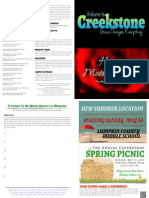 Bulletin - May 10, 2015