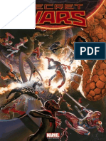 Secret Wars Exclusive Preview