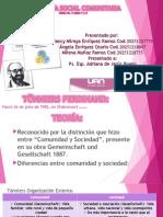 Teoria de Tönnier Ps Lantinoaméricana, Ps Liberación
