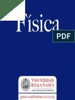 Grado en Fisica 2012-2013