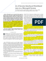 2010-05 - Control Methods of Inverter-Interfaced Distributed Generators in a Microgrid System