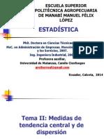 02. TEMA II. ESTADISTICA. MEDIDAS DE TENDENCIA CENTRAL(1).pdf
