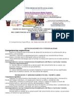 D Competencias Específicas de Todas Mis UAs Del 2015A