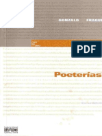 Gonzalo Fragui Poeterias