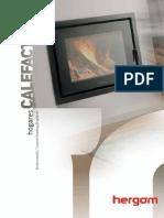 Catalogo Hogares Calefactores PDF Hergom