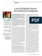 040504The Use of Phosphate Enemas in the Treatment of Constipation