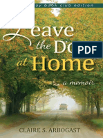Leave the Dogs at Home (excerpt)