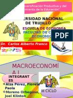 Macroeconomia Demanda Agregada