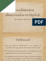 Mysql Sp