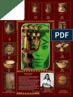Poster Educatif Amazigh - Ideqqi - Art de Femmes Berbères