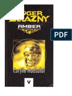 Amber 05 - Curţile Haosului