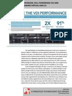 VDI performance comparison