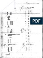 GSAT 1998 Mathematics