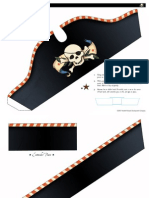 Pirate Party Kit Hat