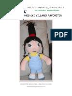 Agnes ( Mi Villano Favorito)