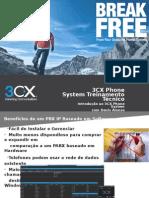 Treinamento Técnico - 3CX Phone System