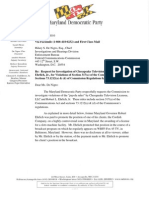 MDP Letter to FCC Re Ehrlich