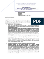 HKLD Ministarstvu zdravstva 11.3.15