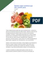 7 Recetas de Batidos Súper Nutritivos Que Pueden Ayudarte a Perder Peso