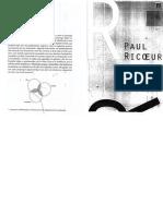 Paul Ricoeur Ideologia y Utopia