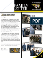 May 2015 Tiger Family Newsletter
