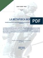 La Metafisica Moral - Adler Schidnt Frost - 2011
