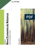 Livro Nova Economia Da Natureza - Thomas Fatheuer